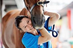 La amazona Alfonsina Maldonado cumple su sueño Paralímpico