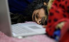 Diyab fue al Hospital de Clínicas pero volvió a su casa