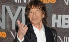 A Jagger no le convence la idea de ser padre a los 73 años