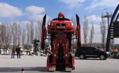"""Antimon: el primer """"Transformer"""" de la vida real"""