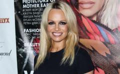 Pamela Anderson quiere escribir novelas eróticas
