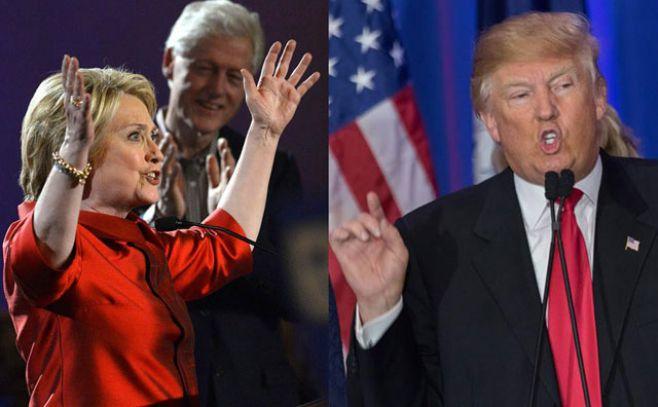 Clinton vs. Trump: los detalles del debate presidencial
