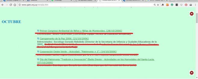 Uno de los documentos oficiales de la IMM donde Reboledo figura como Sociólogo