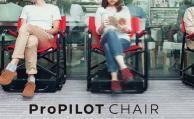 Inventan una silla automática para hacer cola