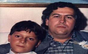 Hijo de Escobar: mi padre era más cruel que el de Netflix