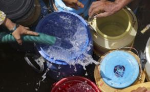 Convertir el aire en agua potable es posible