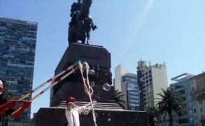 ¿Qué se celebró este miércoles en  Plaza Independencia?