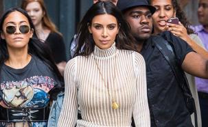 """La extraña """"agresión"""" a Kim Kardashian en Francia"""