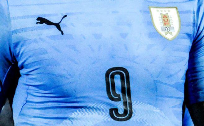 Puma seguirá vistiendo a la selección uruguaya de fútbol