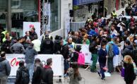 Locura en Argentina: celulares a un peso