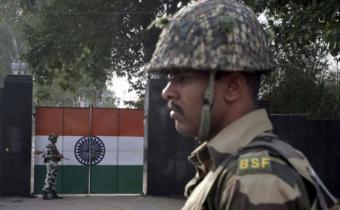 Intercambio de disparos entre la India y Pakistán