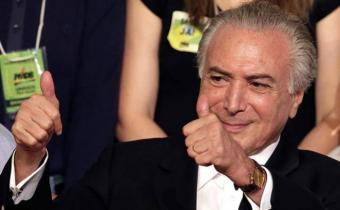 """Temer pidió aprobación """"urgente"""" de medidas de ajuste fiscal"""