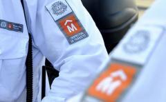Controles de inspectores de tránsito a conductores y acompañantes