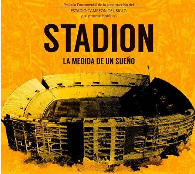 Stadion La Medida de un Sue�o