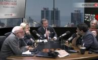 """Óscar Andrade: """"Es un error el acuerdo con China"""""""