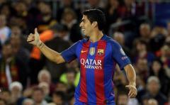 """Luis Suárez: la renovación con el Barça """"va por bueno camino"""""""