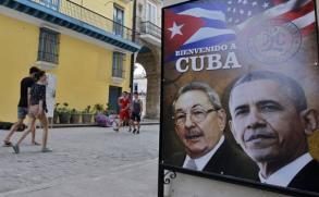 A siete meses de la visita de Obama a Cuba