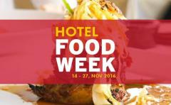 Llega Hotel Food Week a Uruguay
