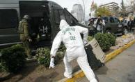 Estalla bomba en sucursal bancaria en Santiago de Chile