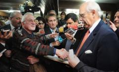 Políticos expresan dolor ante la muerte de Jorge Batlle