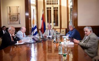 """Mujica: con Batlle """"nos hemos peleado muchísimo, pero sin odio"""""""