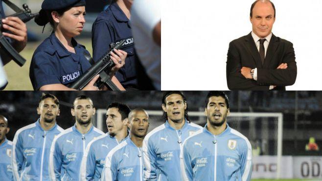 Fútbol, seguridad y video de Álvarez, favoritos de millennials