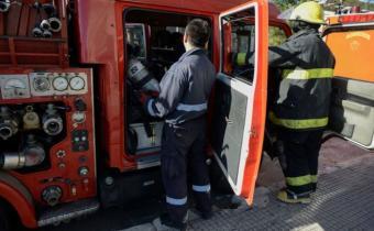 Tres trabajadores murieron en una fábrica de fuegos artificiales