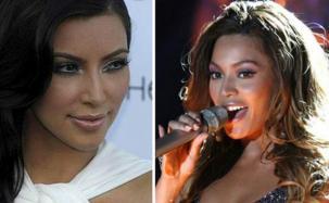 ¿Qué pasa entre Beyoncé y Kim Kardashian?
