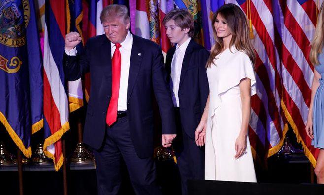 Donald Trump, nuevo presidente de los Estados Unidos