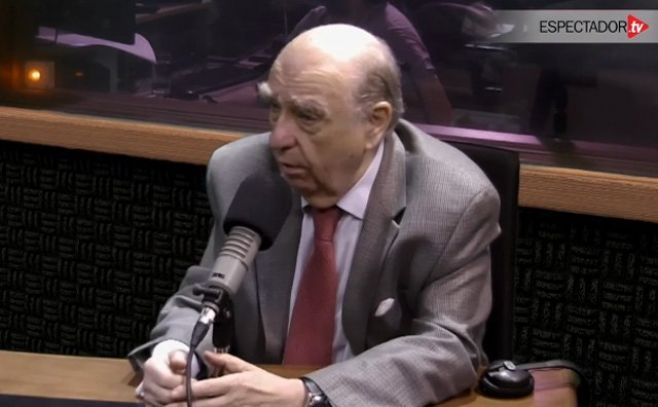 """Sanguinetti: Partido de Novick """"es una agresión a los viejos partidos"""""""