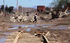 Desastres naturales arrastran a 26 millones a la pobreza