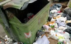 Curutchet: siguen los problemas con la recolección de residuos