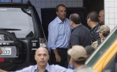 Capturaron por corrupci贸n al ex gobernador de R铆o de Janeiro, Sergio Cabral