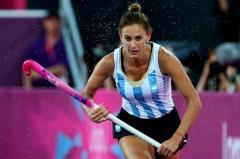 Lujo para el hockey celeste: Lucha Aymar está en Montevideo