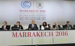 Marrakech abre nueva era en las negociaciones sobre el clima