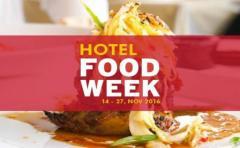 Ultima semana de Hotel Food Week en Uruguay