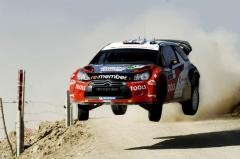 El rally uruguayo cierra la temporada
