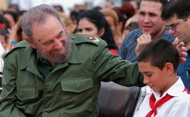 """Mangana sobre Castro: """"El mundo pierde un ícono del siglo XX"""""""