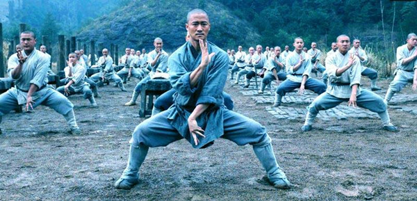 Kung Fu de Shaolin en Uruguay