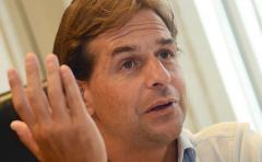 Lacalle Pou aceptó ser investigado por gastos en campaña electoral