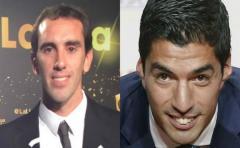 Godín y Suárez candidatos al premio FIFPro