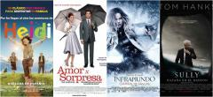 Drama, romance, comedia y acción