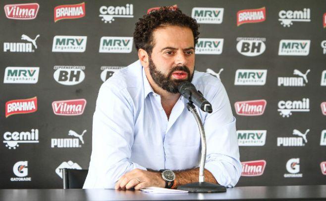 Atlético Mineiro se le planta a la CBF