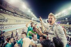 Nico Rosberg se retira de la F1