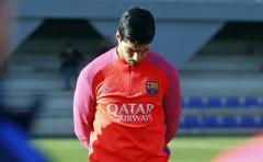Luis Suárez quedó afuera de los candidatos de la FIFA