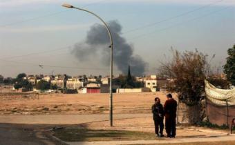 Facciones islámicas derriban un avión del régimen sirio