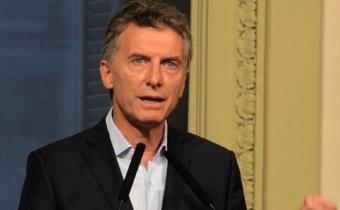 Macri dice que trabaja para informar sobre detención de Sala