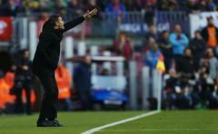 El Barça presenta los peores números de la 'era Luis Enrique'