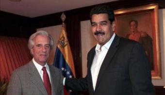Vázquez dice que suspensión de Venezuela es reversible