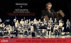 """""""Destaoriya"""" 10 años . Raúl Jaurena con el ensamble oriyero visita Café Torrado"""